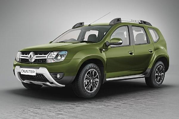 Renault Duster petrol automatic coming soon