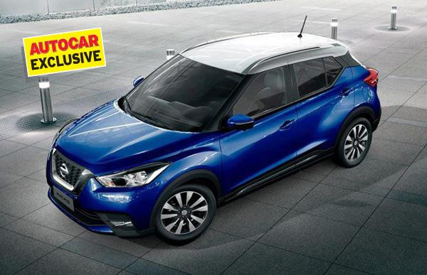 Nissan to launch Kicks SUV in Q3 2018