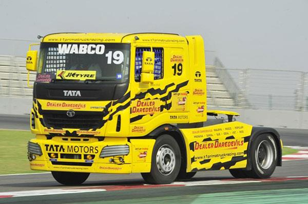 New Tata Prima race truck with 1040hp revealed