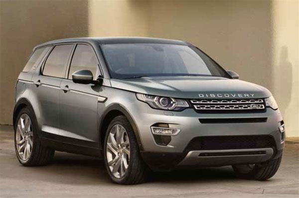 Land Rover Discovery Sport with 2.0 Ingenium now on sale