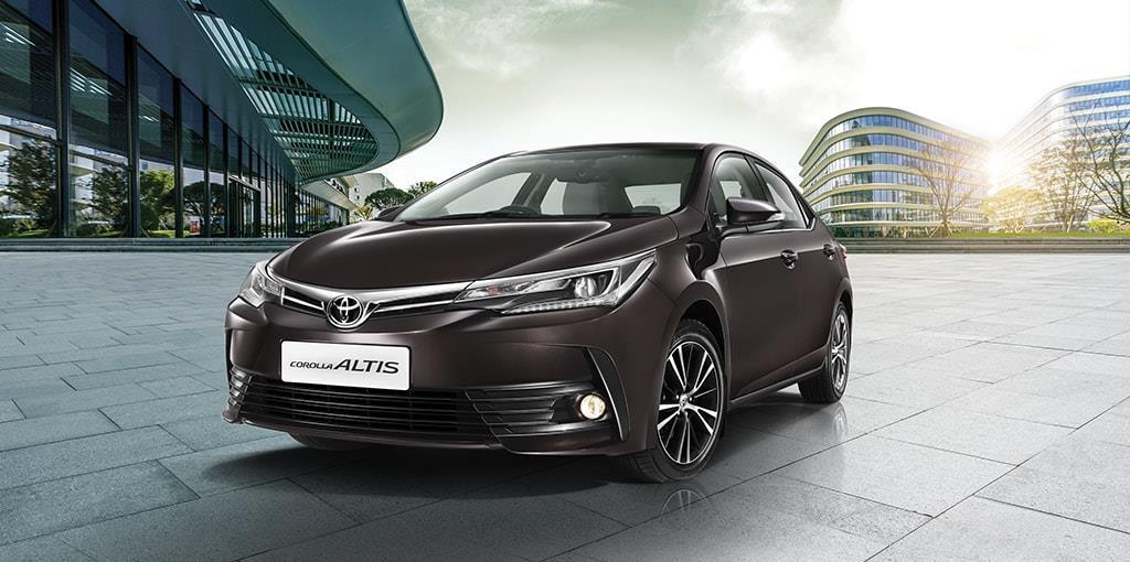 Toyota Corolla Altis facelift price, variants explained