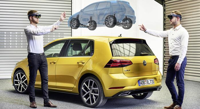 Volkswagen develops virtual tech to speed up car design