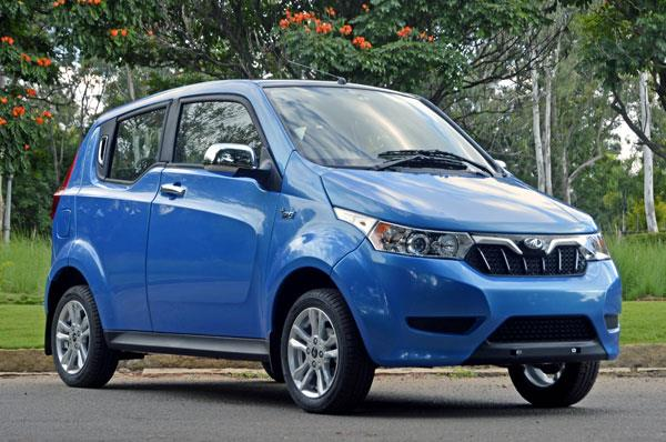 No more exclusively electric cars from Mahindra