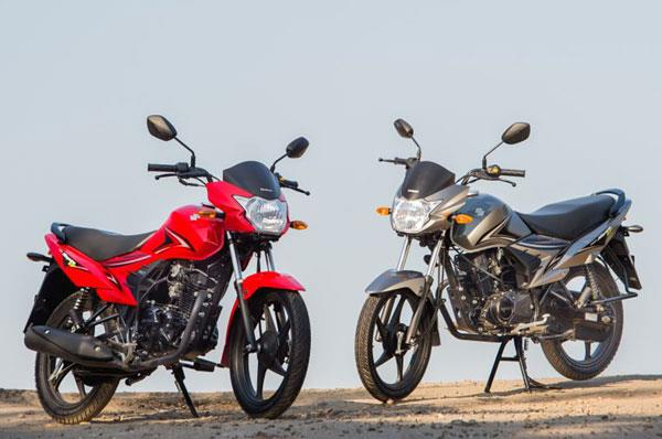 Suzuki launches BS IV-compliant Hayate EP and Let's