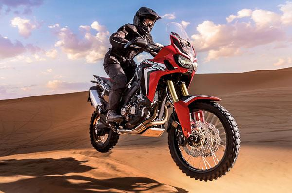 Honda Africa Twin to launch in July 2017