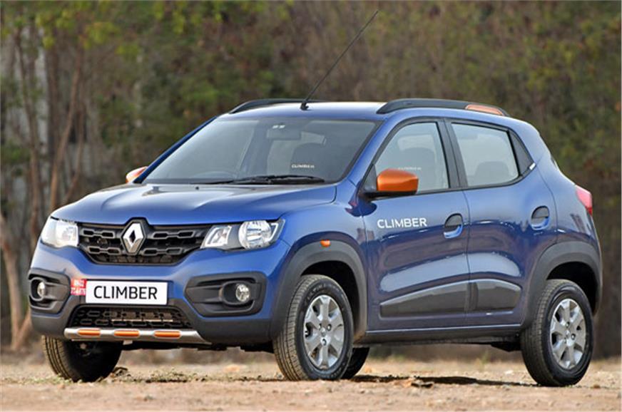 2017 Renault Kwid Climber A Closer Look Autocar India