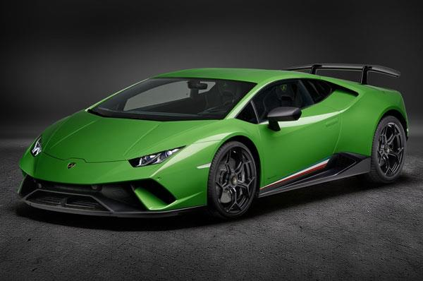 Lamborghini Huracan Performante India launch on April 7