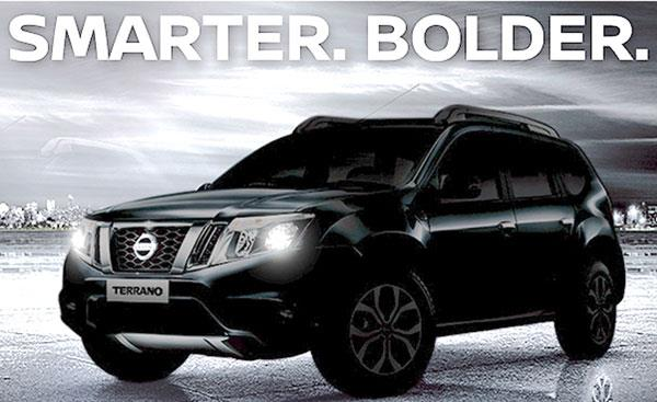 2017 Nissan Terrano launch on March 27