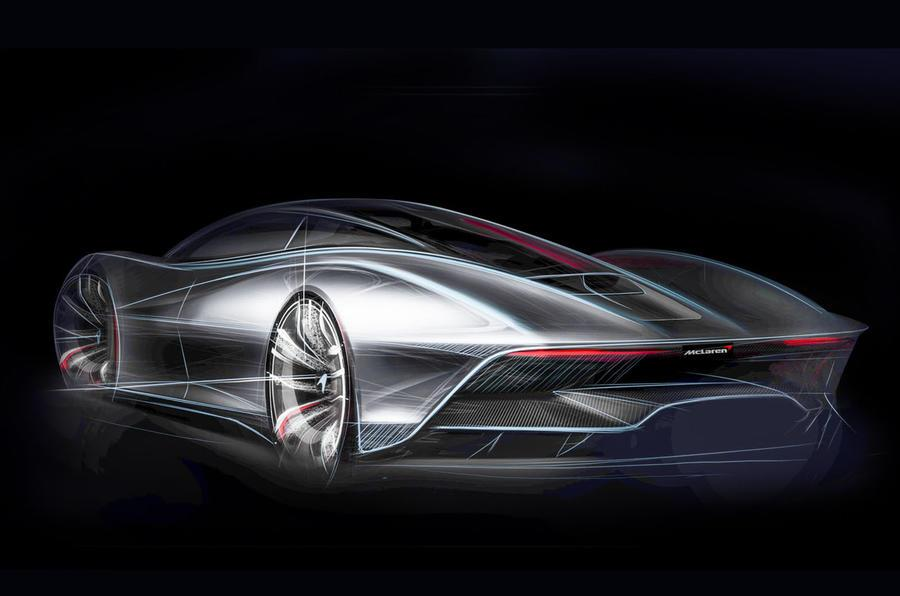 McLaren previews F1-inspired hyper-GT