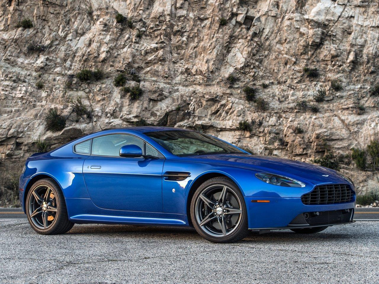 Next-gen Aston Martin Vantage to use AMG V8 engines
