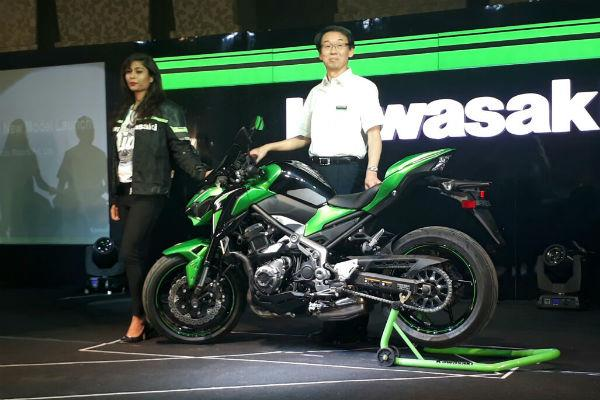 New Kawasaki Z900, Z650, Ninja 650 and Ninja 300 launched
