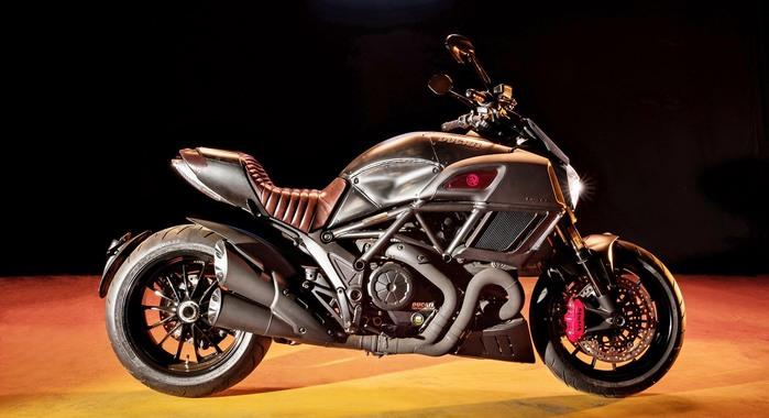 Ducati Diavel Diesel edition launched at Rs 19.92 lakh