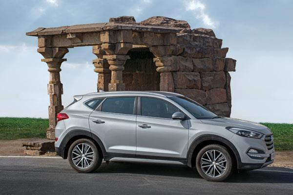 Hyundai Tucson long term review, first report