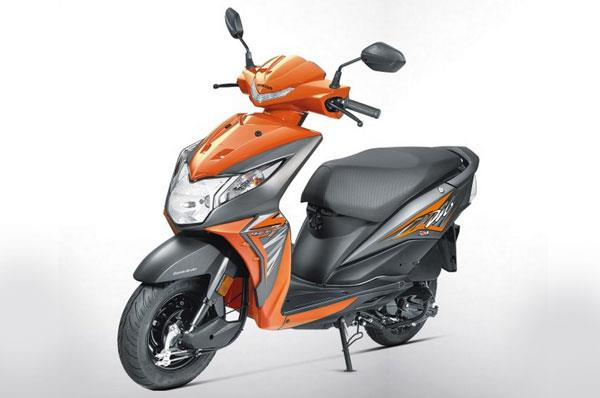 2017 Honda Dio launched at Rs 49,132