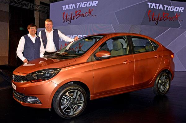 Tata Tigor launched at Rs 4.7 lakh