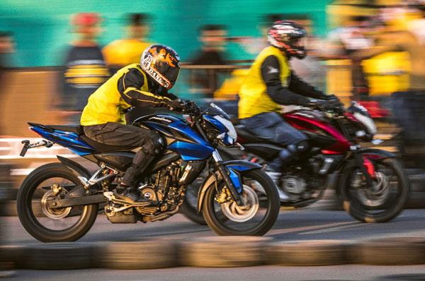 Pulsar Festival of Speed headed to Aamby Valley