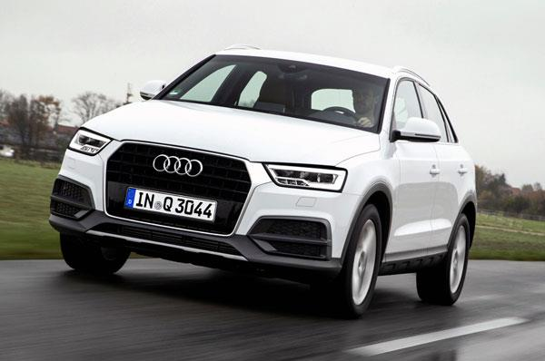 Audi Q3 1.4 TFSI petrol launched at Rs 32.20 lakh