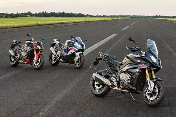 2017 range of BMW motorcycles to launch on April 14