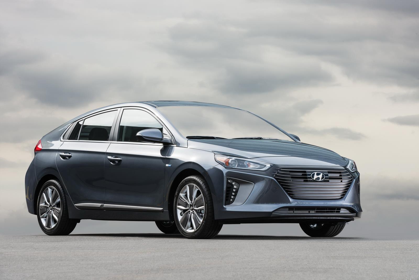 Hyundai Ioniq India launch at Auto Expo 2018