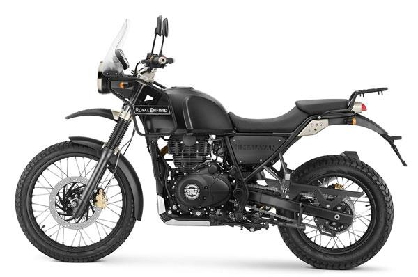 Royal Enfield Himalayan gets fuel injection