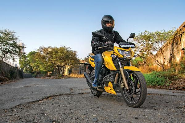 TVS Apache RTR 200 long term review, first report