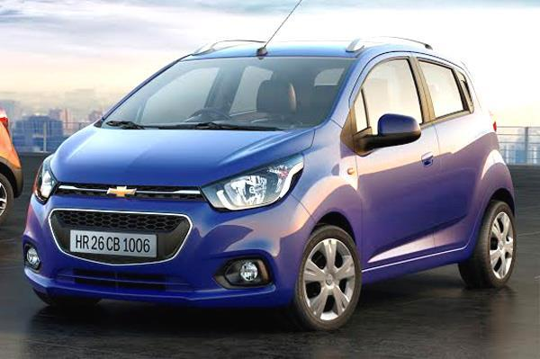 New Chevrolet Beat launch next month