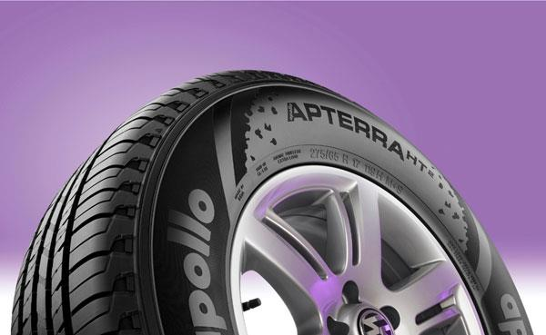 Apollo launches new motorcycle and SUV tyres