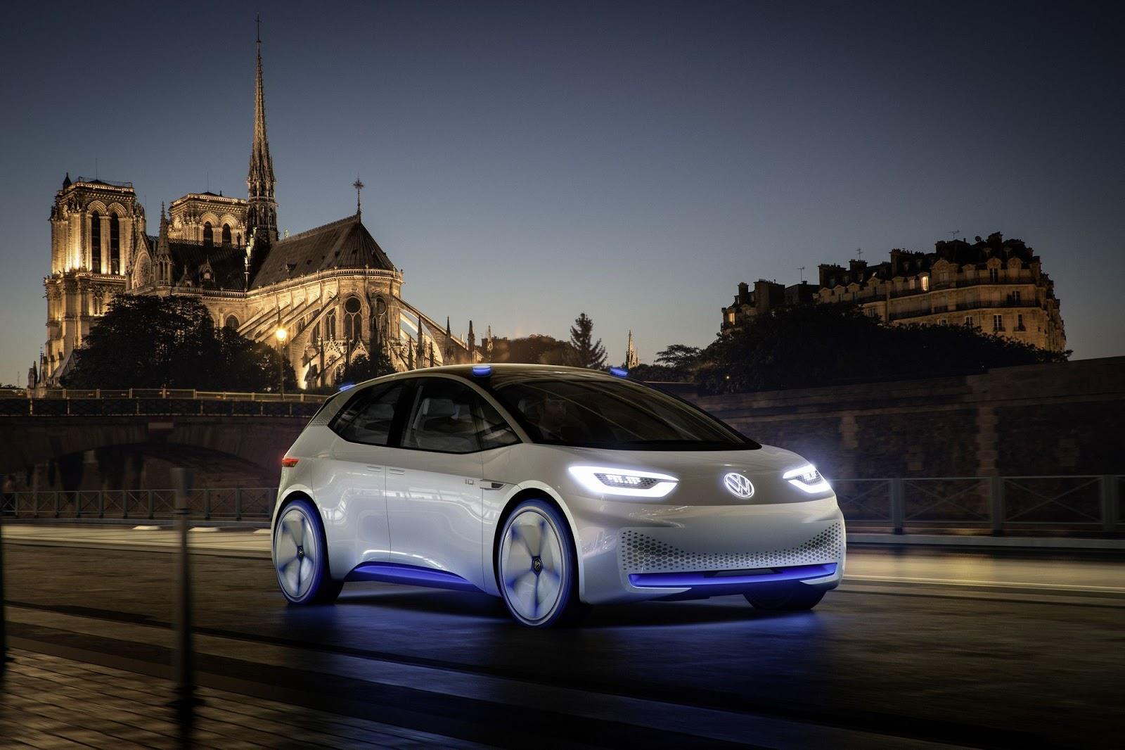 New sedan to join VW's electric ID line-up