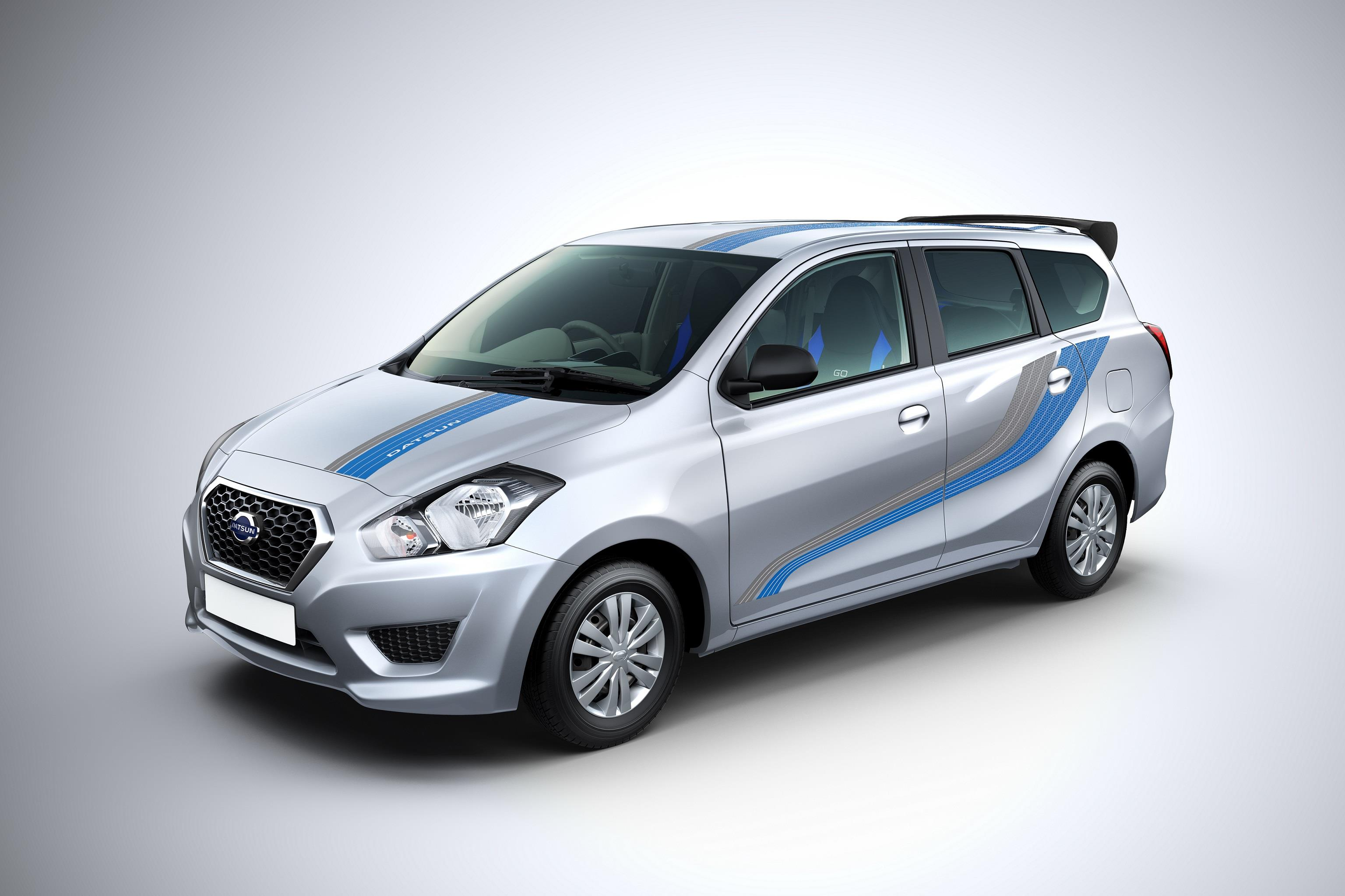 Datsun Go and Go+ limited editions launched