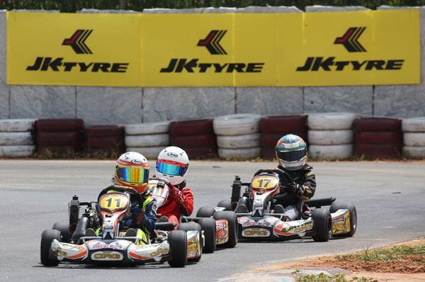 JK Tyre pulls out of National Karting Championship