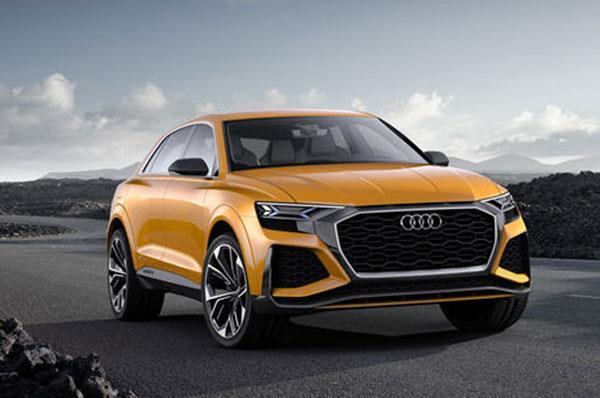 Audi set to enter the coupé-SUV arena