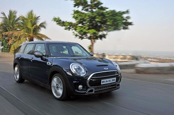 Mini Clubman review, test drive