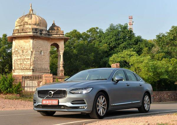 Volvo hikes prices across range by up to 2.5 percent