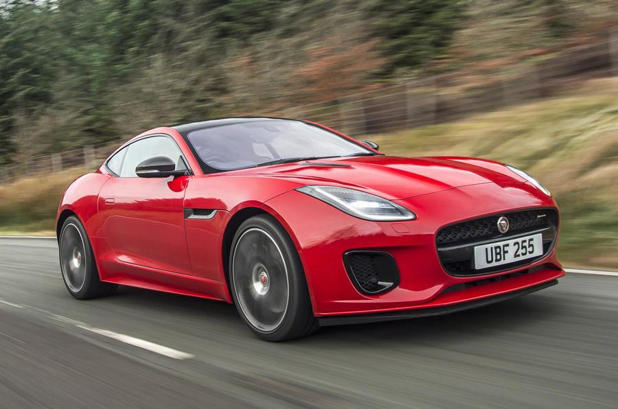 New 300hp Jaguar F-Type revealed
