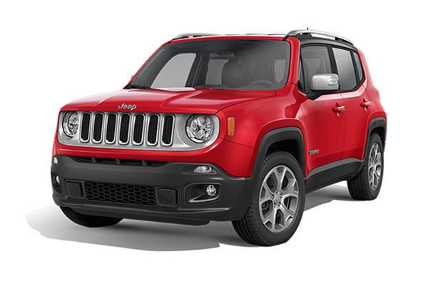 Jeep Renegade likely to follow Compass in India
