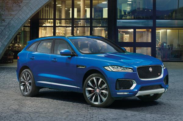 Jaguar F-Pace named 2017 World Car of the Year