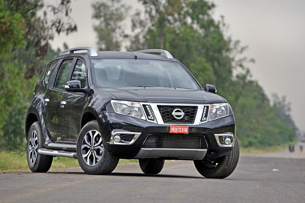 2017 Nissan Terrano first look