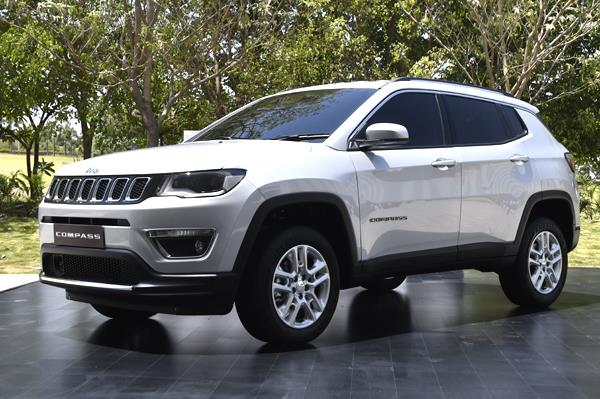 India-bound Jeep Compass: 5 things to know