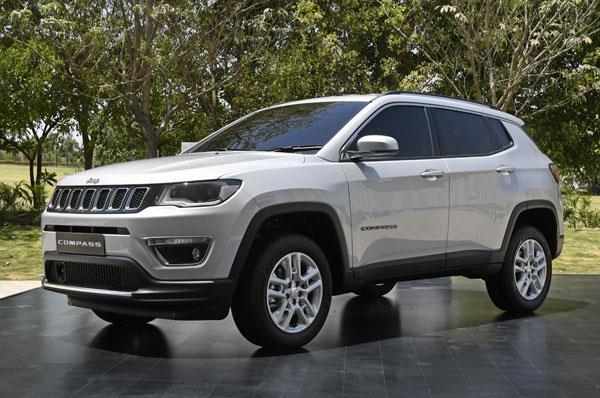 India-spec Jeep Compass details revealed