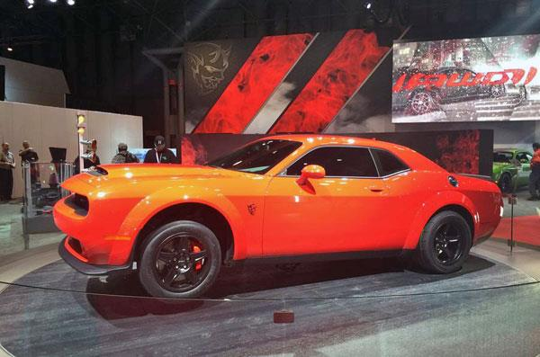 2017 New York motor show report and gallery