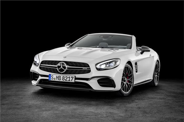 Next-gen Mercedes SL likely to be a 2+2