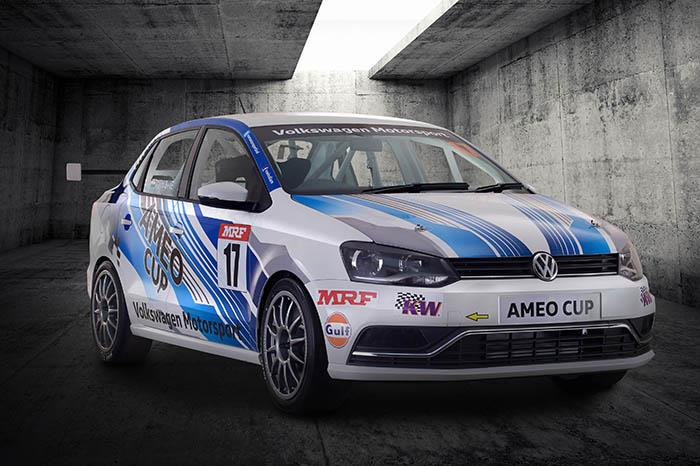 Volkswagen Ameo Cup car details revealed