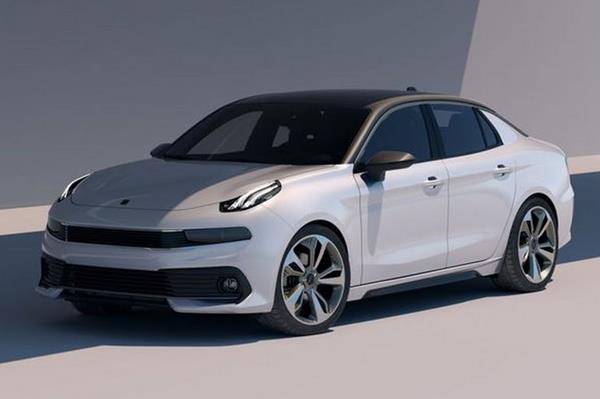 Lynk&Co 03 concept sedan revealed