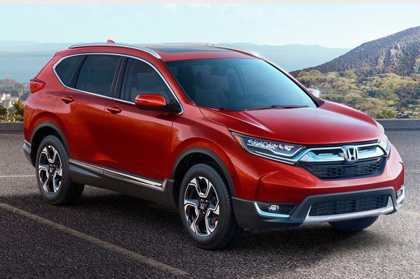 New Honda CR-V Hybrid showcased at Shanghai