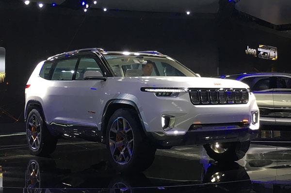 Jeep Yuntu concept revealed