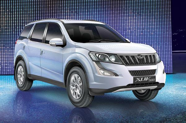 Mahindra XUV500 gets an updated infotainment system
