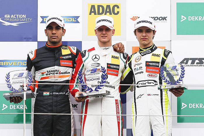 Solid start to Jehan's F3 season