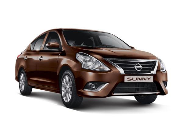 Nissan announces massive price cut for Sunny
