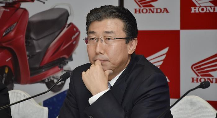 Honda 2-wheelers eyes India as export hub with shift to BS-VI