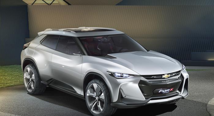 Chevrolet FNR-X concept debuts in Shanghai